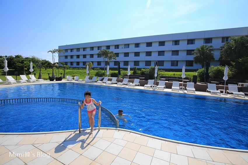 【沖繩世紀飯店】美麗海水族館旁海景飯店,高CP四人房住宿分享