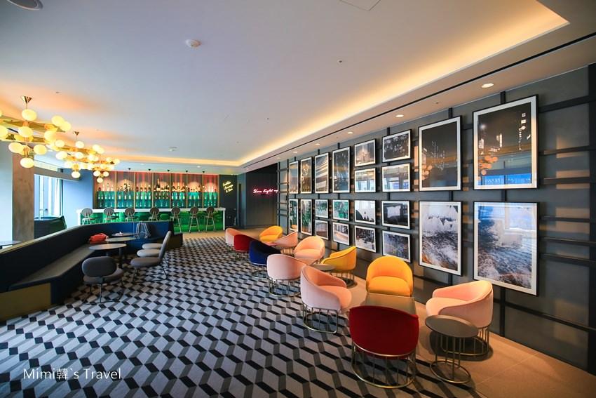 【首爾明洞住宿】明洞樂天L7飯店:超美設計旅店,門口就是機場巴士、明洞地鐵站,逛街購物無敵便利。