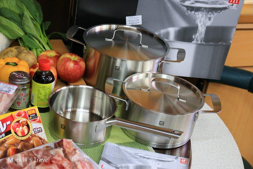 【不鏽鋼鍋具推薦】好婆婆好媽媽廚房必備!德國雙人Zwilling Base三件式套鍋組~