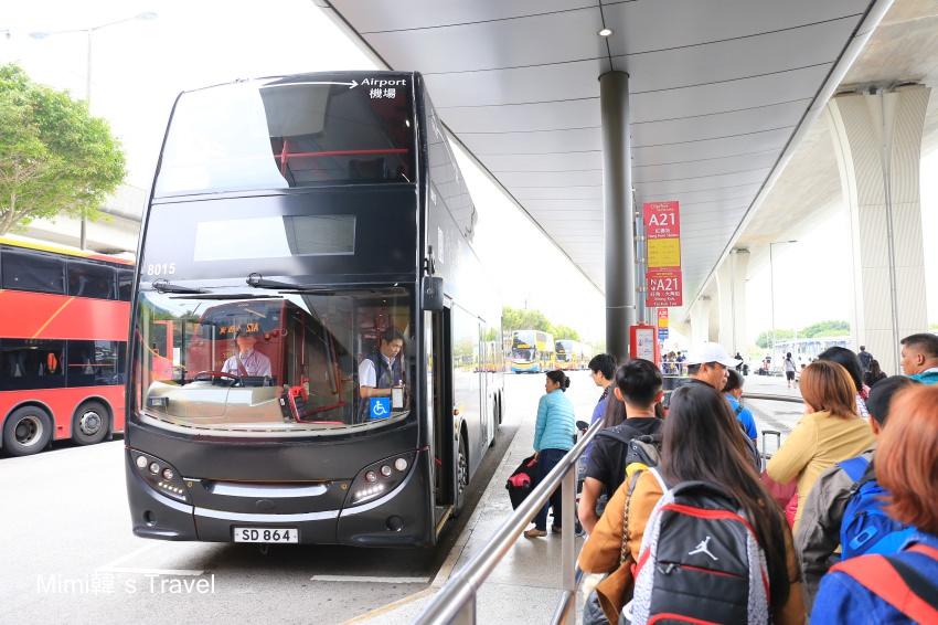 【香港機場怎麼去市區?】香港機場巴士:九龍、尖沙咀、中環、銅鑼灣,又快又舒適!