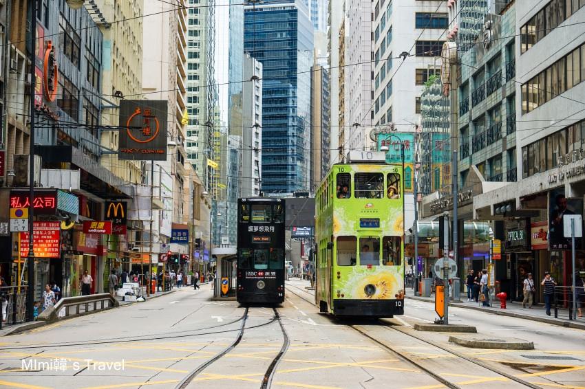 【香港】叮叮車怎麼搭?香港電車路線圖/票價/心得分享,百年歷史超懷舊!