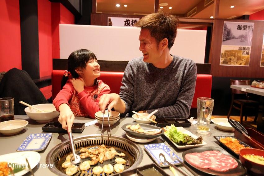 【大阪燒肉吃到飽】塩焼肉と甘辛鍋の店 ぜろはち 難波OCAT店