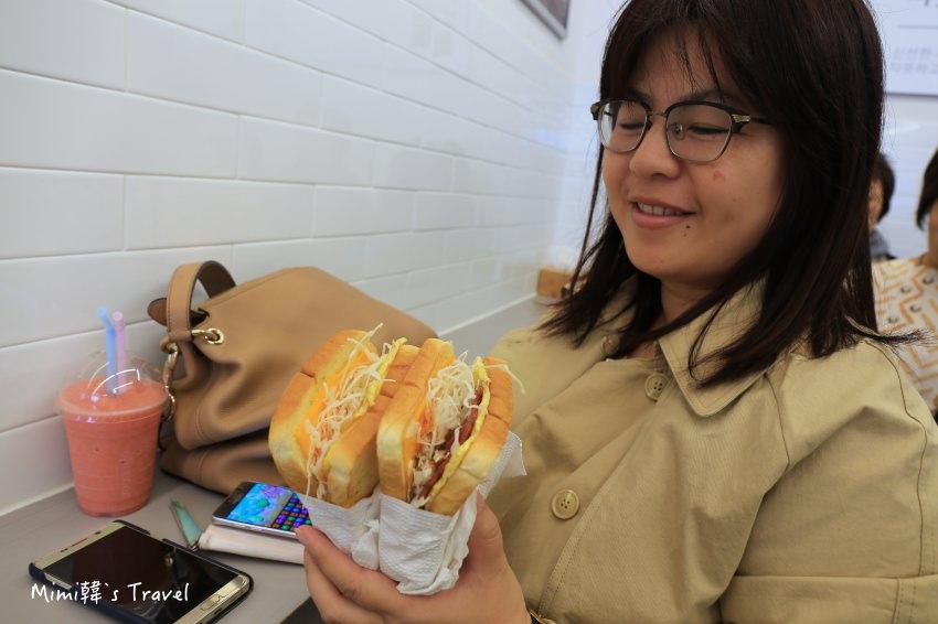 【釜山美食】Isaac吐司釜山樂天西面店:甜滋滋的好吃韓國早餐店