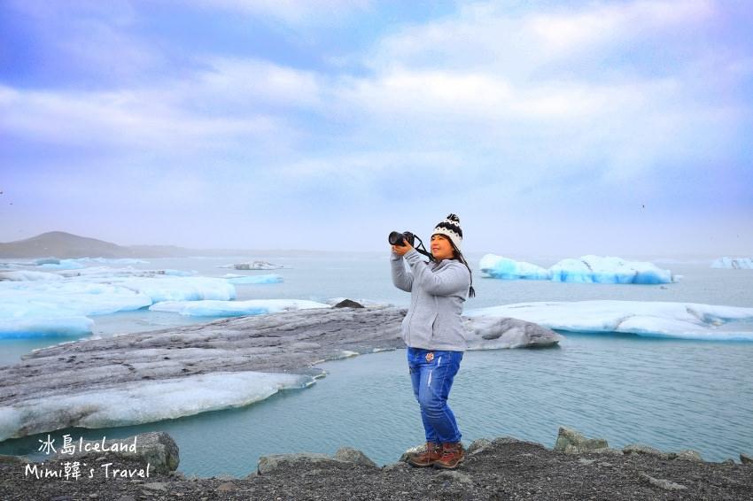【冰島南部景點】Jokulsarlon 傑古沙龍冰河湖:交通超簡單,必訪的造物者精彩傑作