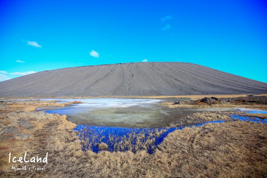 【冰島米湖景點】Hverfjall 惠爾火山:2500年前的巨型偽火山口,外星球散步去