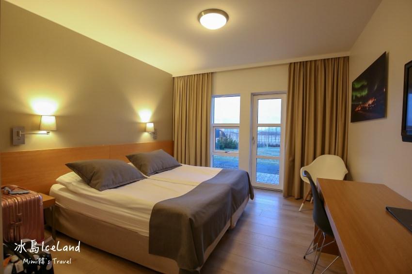 【冰島Borgarnes旅店】Icelandair Hotel Hamar:斯奈山半島&雷克雅維克中間,地點品質都好,有極光提醒服務
