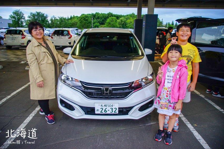 北海道租車推薦&Orix租車新千歲機場取還車心得,北海道租車自駕必要知道的事