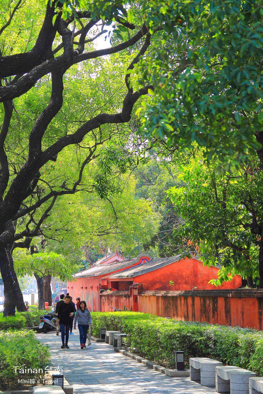 台南孔廟&府中街