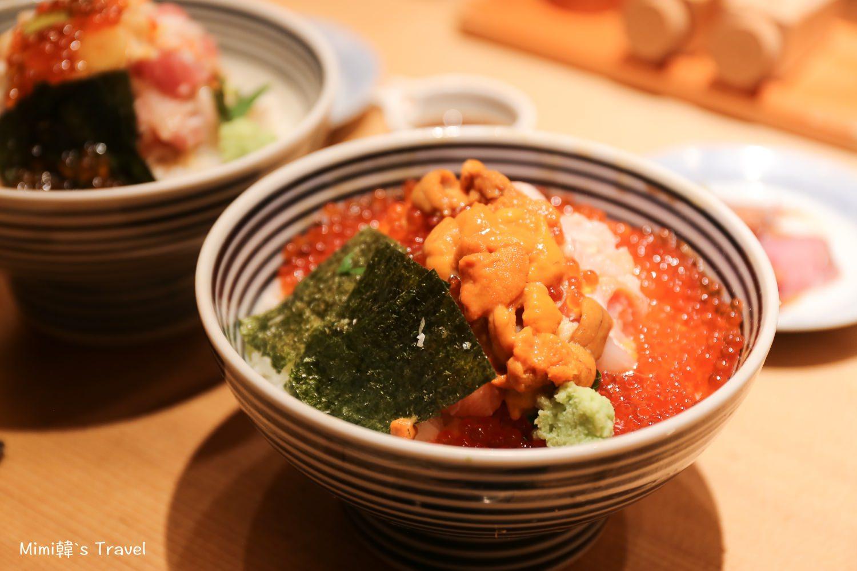 【東京美食】日本橋海鮮丼つじ半:東京海鮮丼No.1,必吃超人氣排隊美食