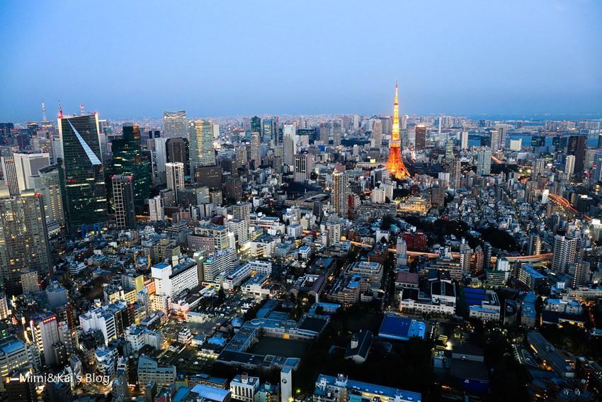 【東京夜景推薦】六本木之丘森大樓 Tokyo City View 展望台,360度無敵美景收眼底。