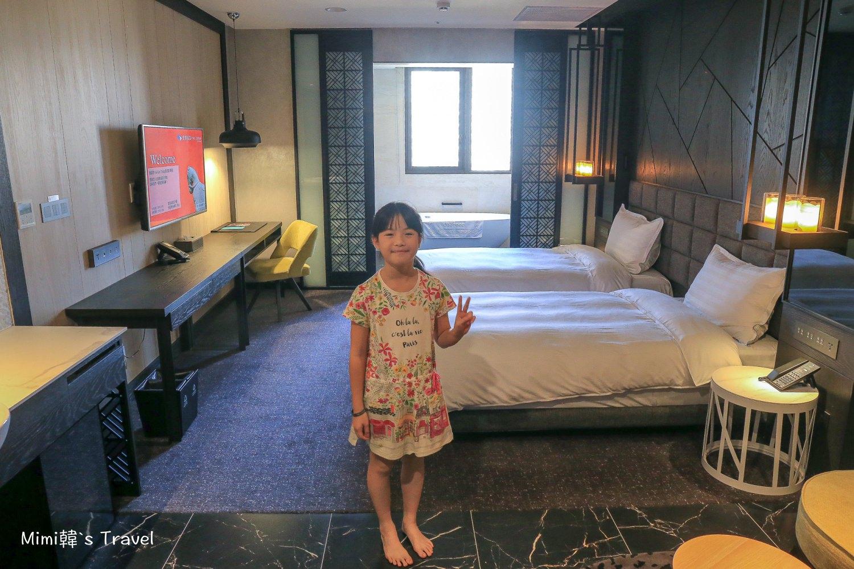 【台南親子飯店】夏都城旅安平館:200坪親子遊戲場,好多DIY活動,帶孩子入住超開心