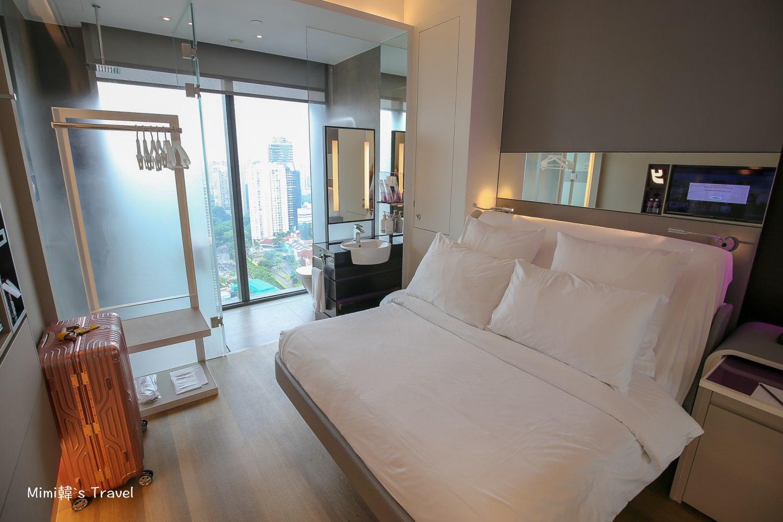 【新加坡住宿】烏節路YOTEL飯店:酷炫機器人客房服務,便宜入住新加坡烏節路百貨區