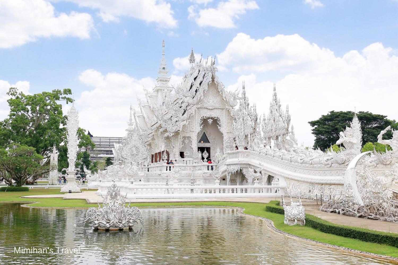 【泰北清萊一日遊】白廟、藍廟、黑屋博物館:清邁出發清萊這樣玩!天堂地獄走一回