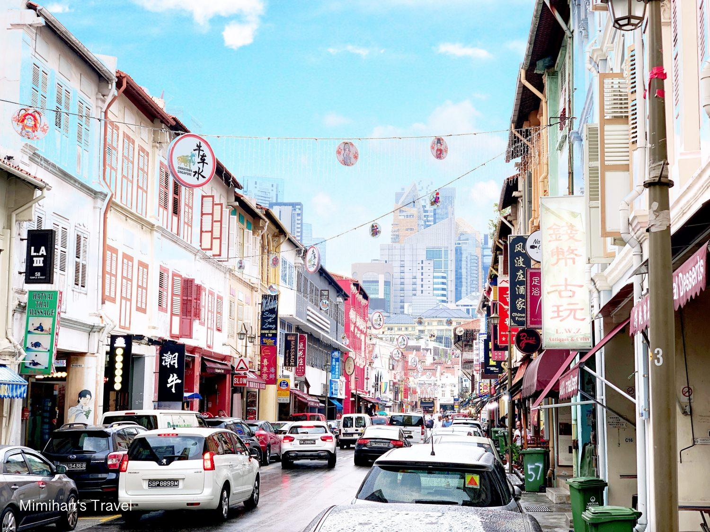 【新加坡】牛車水Chinatown:熱門景點散策&牛車水必買伴手禮推薦!半日遊這樣玩~