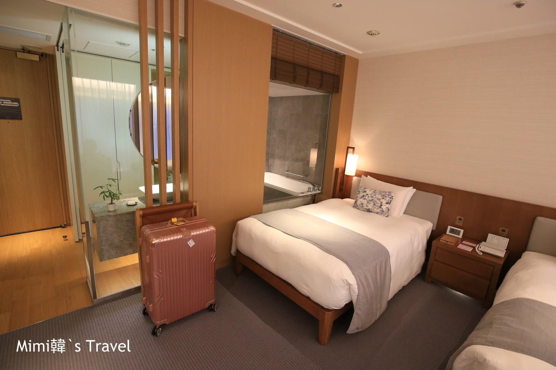 【東京新宿住宿】京王廣場飯店-Premier Grand樓層房型,舒服享受Club Lounge
