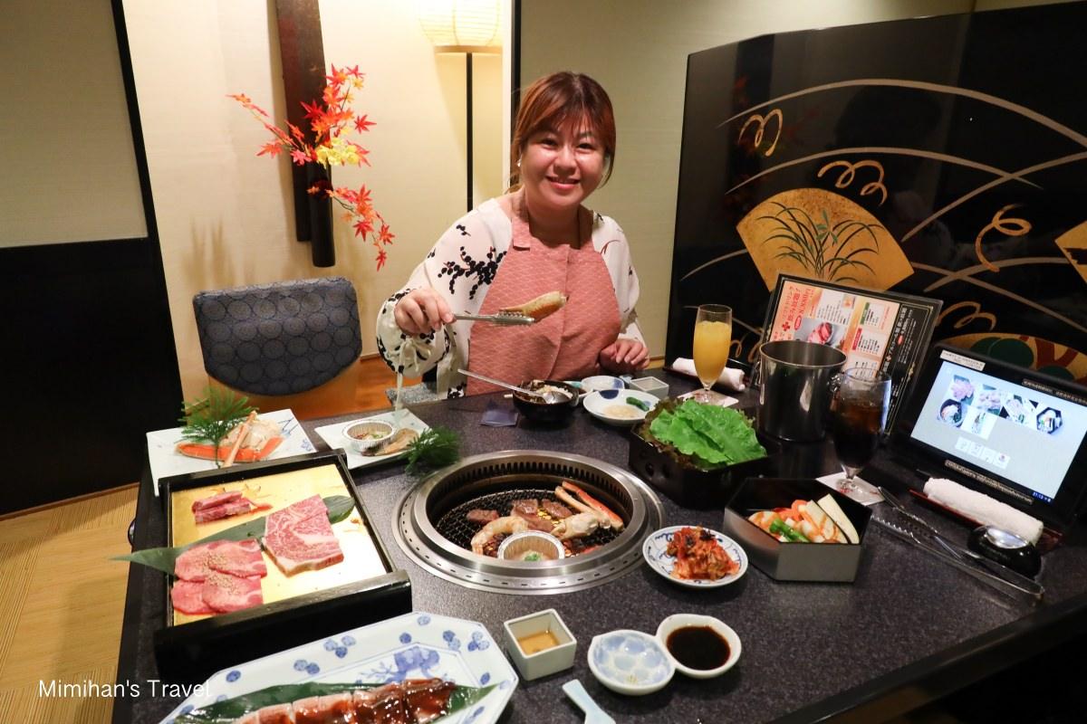 【新宿燒肉推薦】六歌仙燒肉吃到飽(菜單&預約):東京超人氣,和牛蟹腳伊比利豬上桌
