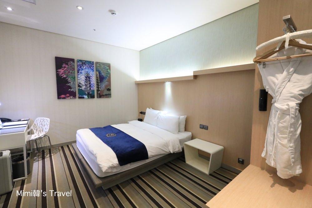 台北住宿|思泊客Sparkle Hotel:台北101/世貿中心/四四南村正對面,旅遊洽公超方便