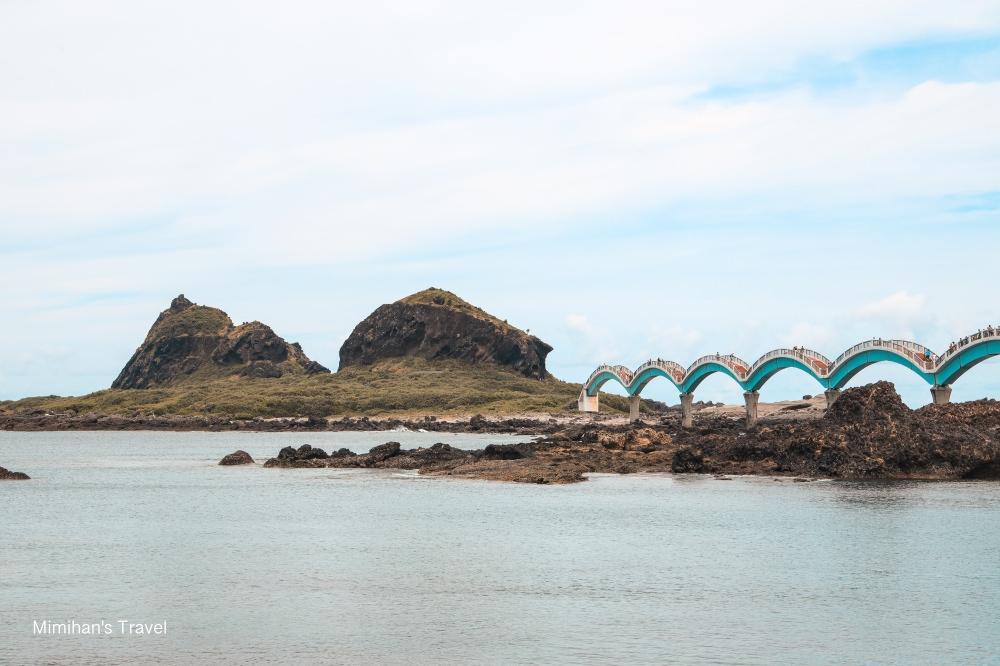 三仙台跨海步橋&環島步道