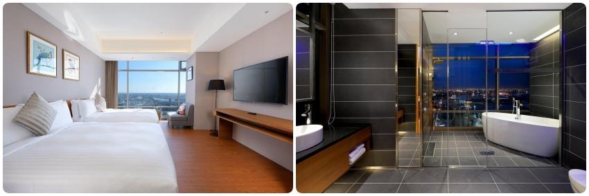 宜蘭悅川酒店 房型