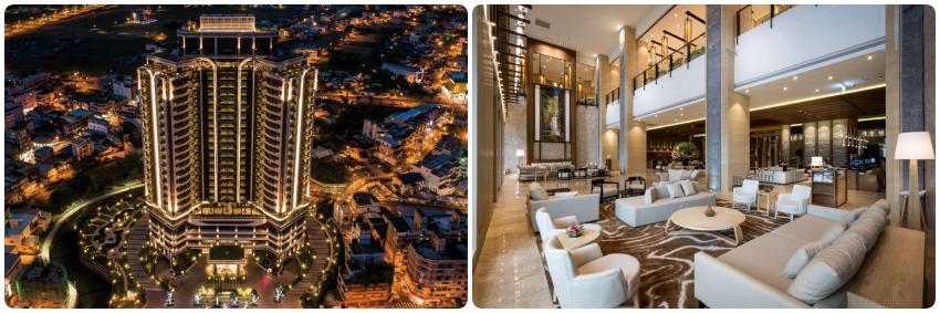宜蘭羅東:村却國際溫泉酒店