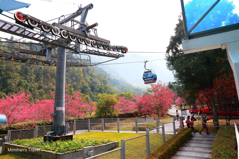 九族文化村纜車