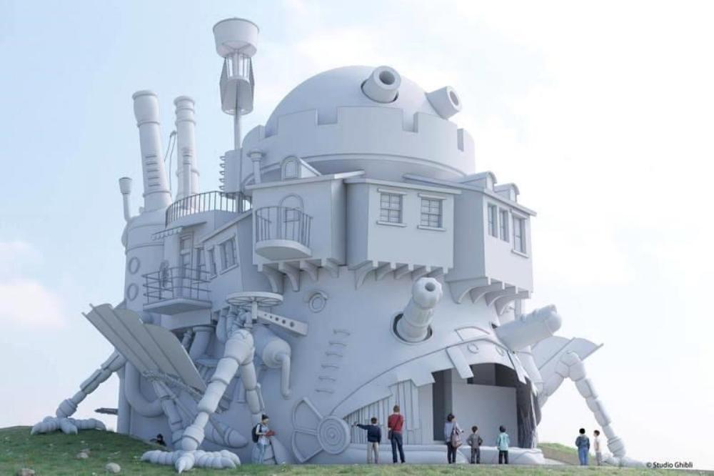 【名古屋新景點】吉卜力樂園:2022即將開幕!龍貓、神隱少女、霍爾移動城堡搶先看