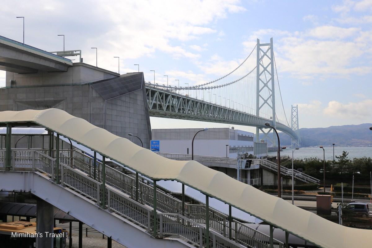 明石海峽大橋交通