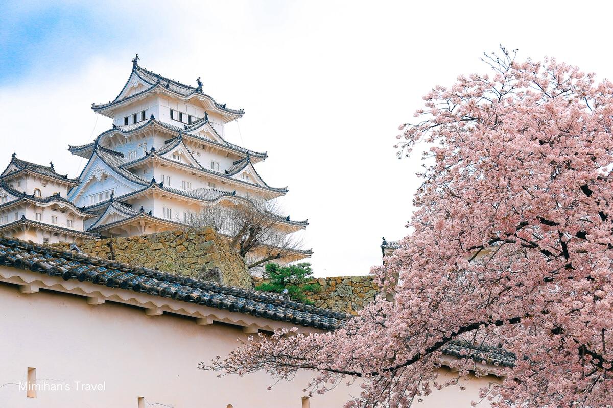 日本第一名城「姬路城」