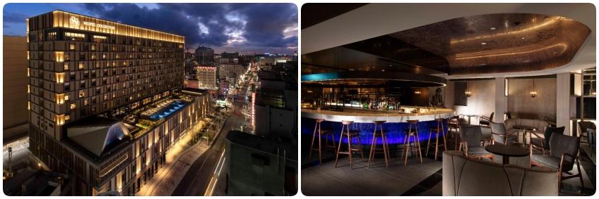 沖繩國際通住宿:沖繩嘉新飯店