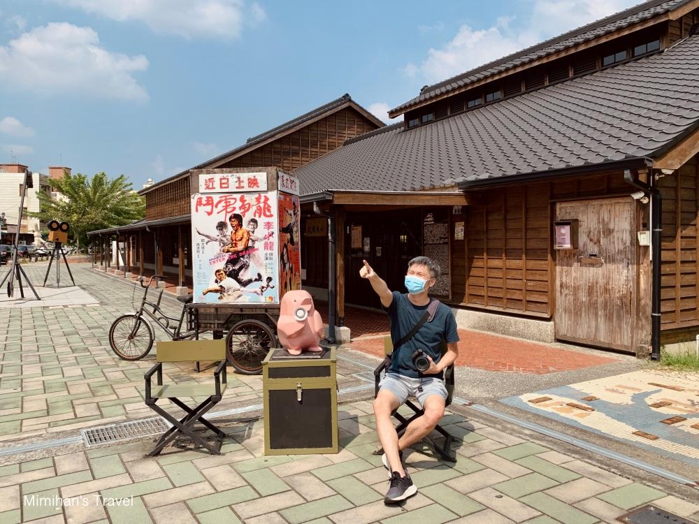 台南鹽水永成戲院 全台僅存的日治時期木造電影院,小鎮歷史建築免費參觀看影片