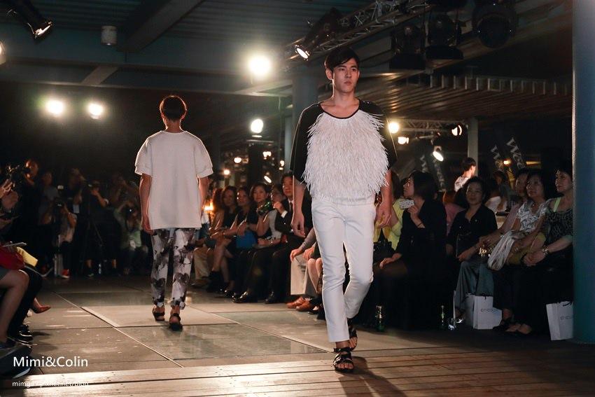 【台南景點】2015台南潮流時尚秀:安平、四草、神農街、漁光島,跟著時尚設計師玩府城~