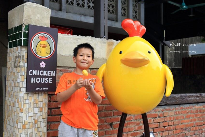 【台南美食】炸雞洋行(安平店):國華街的排隊美食,肉汁狂流的好吃炸雞,來到安平樹屋旁展店囉~