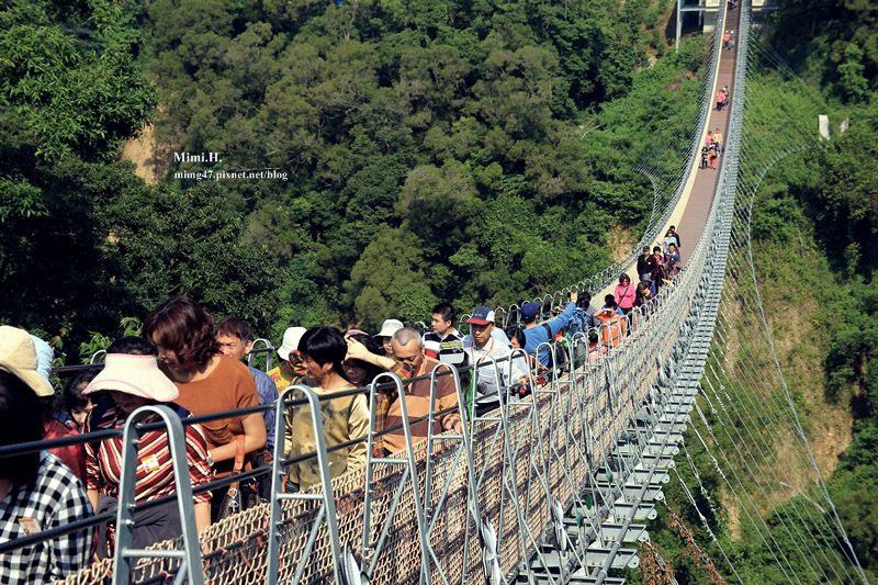 【南投景點】猴探井天空之橋.微笑天梯,山谷中的一抹微笑。媽咪!姊有懼高症啦><