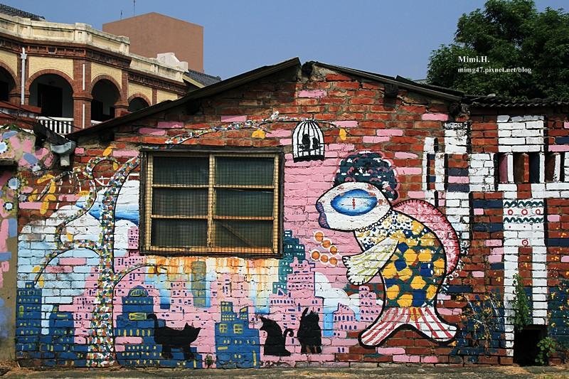 【台南.東區】歐洲古典風格「知事官邸」,順訪天馬行空隱藏版彩繪屋~