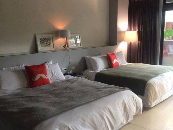 【台南住宿】鬍子住所 (Huzi Room Hotel)