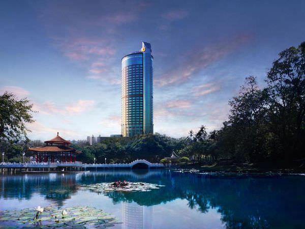 【台南住宿】香格里拉台南遠東國際大飯店 (Shangri-La's Far Eastern Plaza Hotel)