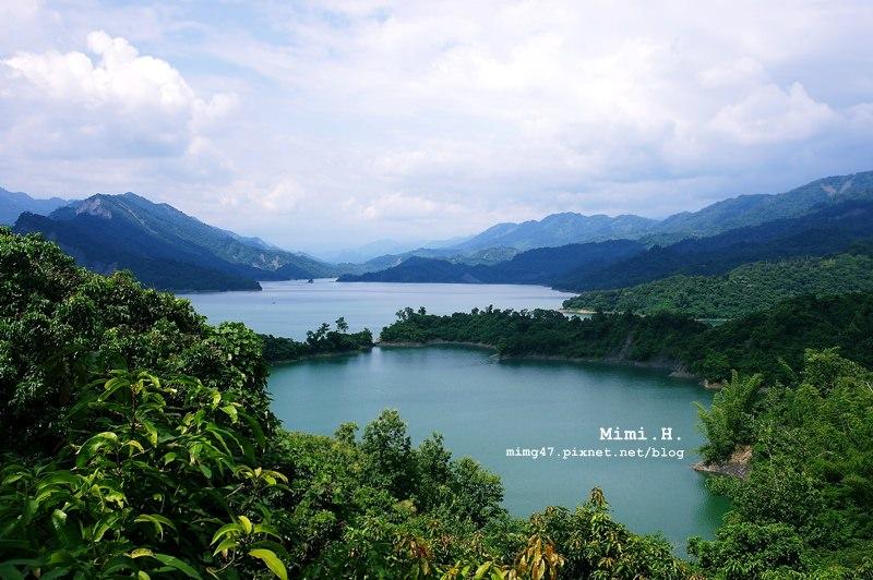 【台南.南化】不遜於國外美景,家鄉也很美~ 我在「南化水庫」