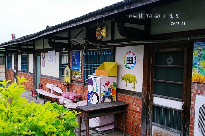 【台南.後壁】(首頁文)村是美術館,美術館是村! 我在「TOGO後壁土溝農村」